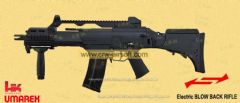 H&K G36CV Electric Blow Back AEG (Black) by Umarex